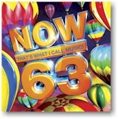 Now That's What I Call Music! 63 CD - Click For Track Listing