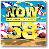 Now That's What I Call Music! 58 CD