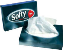 'Softy' Facial Tissues